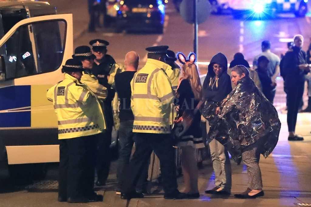 Difunden primera imagen del autor del atentado en Manchester