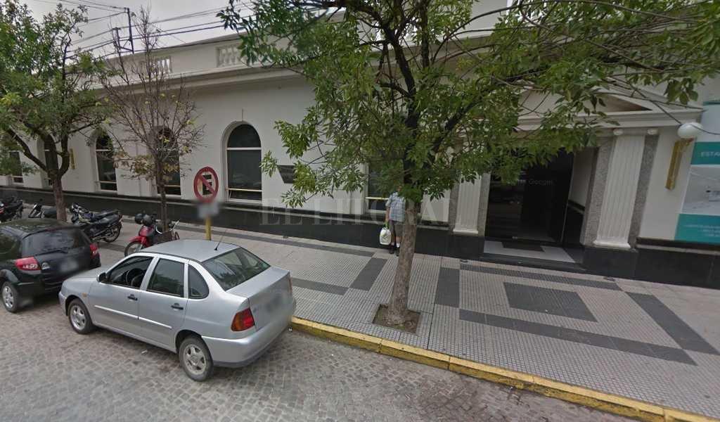 La clínica rafaelina donde permanece internado el jugador de rugby de La Salle <strong>Foto:</strong> Captura de Pantalla - Google Street View
