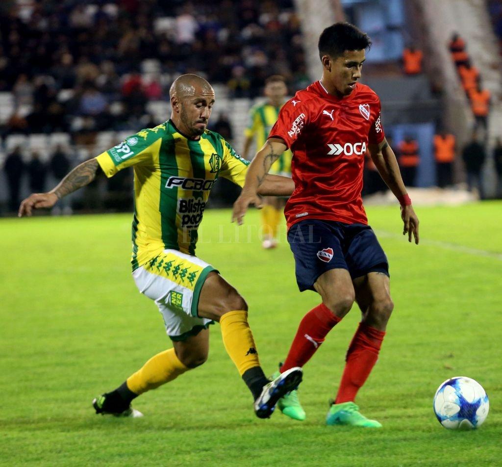 Independiente visita a Aldosivi para subir