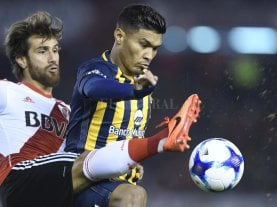 River no pudo con Rosario Central