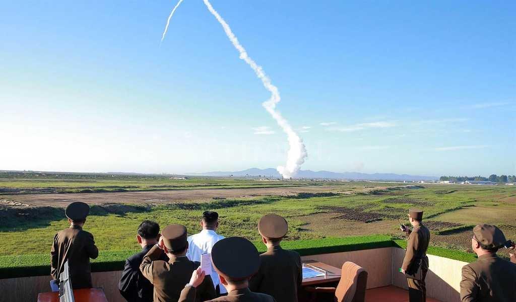 Estados Unidos ensayará derribar un misil intercontinental sobre el Pacífico
