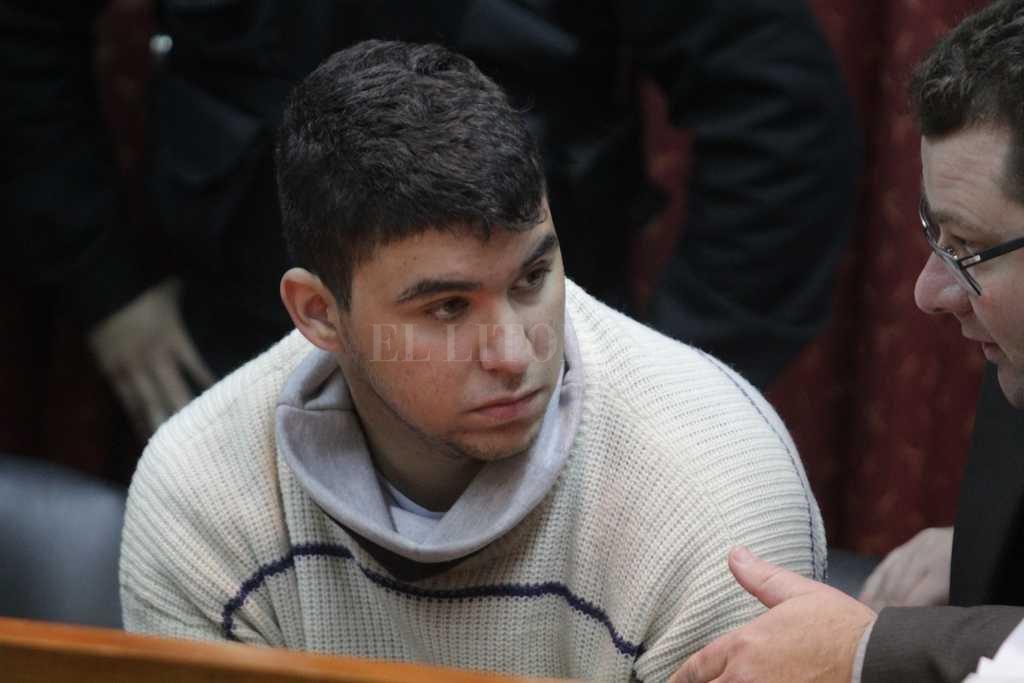 Líbero, el hacker cordobés de 19 años, se encuentra preso, con prisión preventiva por estafas en una causa de la Justicia provincial. Crédito: Guillermo Di Salvatore