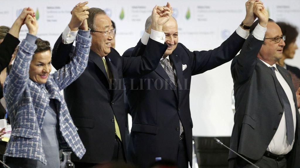 Lamento que EEUU se retire del Acuerdo de París: Presidente Santos