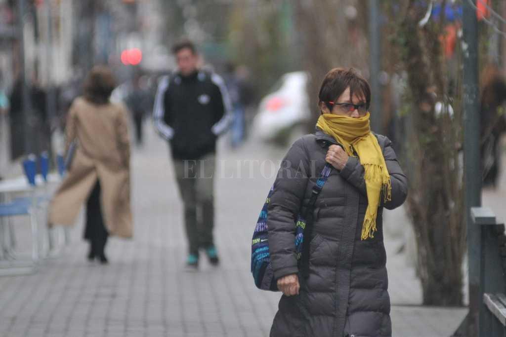 Continua el frío en la Capital y el conurbano bonaerense