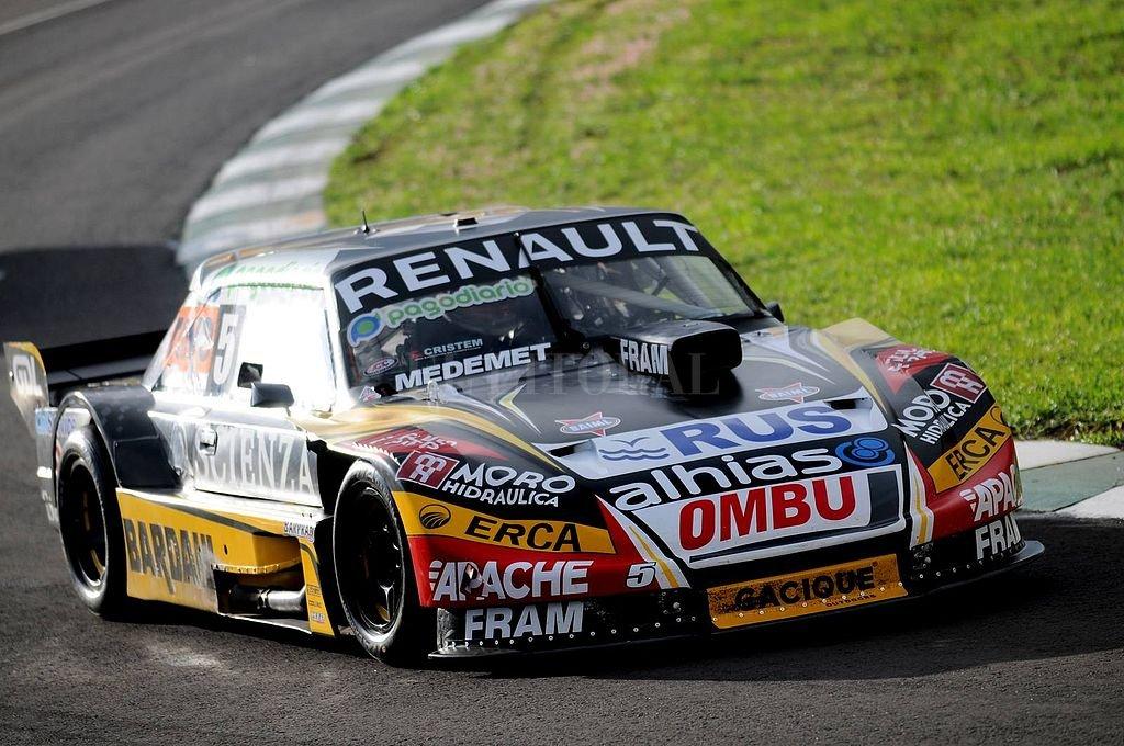 Automovilismo: Spataro se quedó con la pole provisoria en Posadas