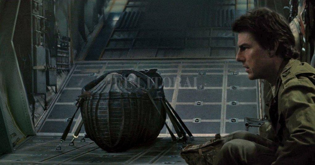 Tom Cruise interpreta a Nick Morton, uno de los encargados de trasladar a la momia a Londres. <strong>Foto:</strong> Gentileza Universal Pictures