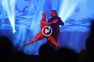 Reviví los mejores momentos de la presentación de Mora Godoy