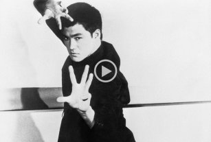 Dan a conocer un inédito video de una pelea real de Bruce Lee
