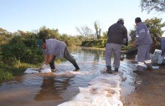 El INA actualizó el pronóstico de crecida del Paraná por debajo del nivel de alerta
