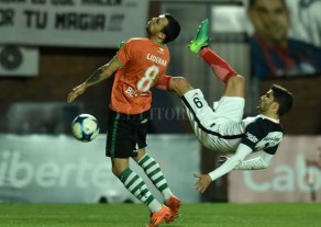 San Lorenzo frenó la atropellada de Banfield