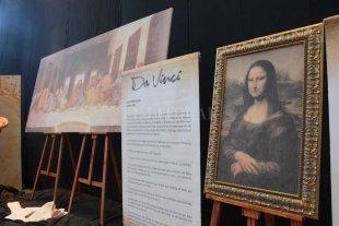 Un tal Da Vinci, su Mona Lisa y el legado que invita al asombro