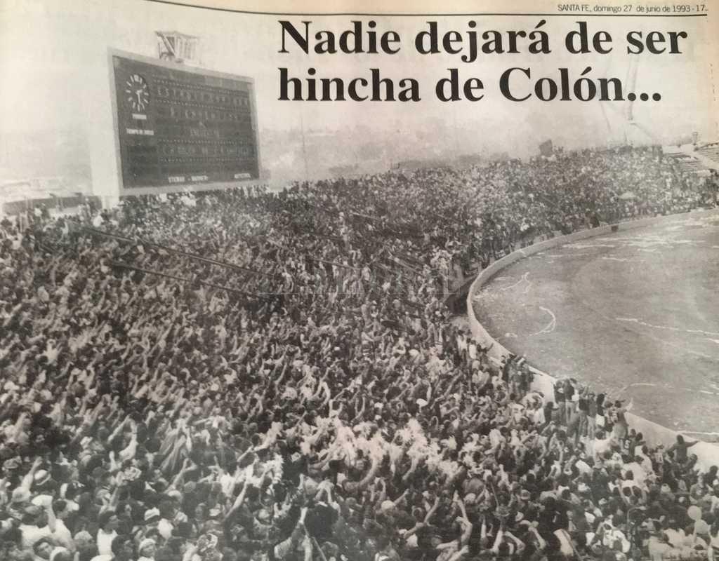 Crédito: Archivo El Litoral - Alejandro Villar