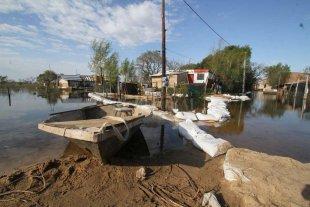 Pronostican que el río descenderá a 5,17 metros