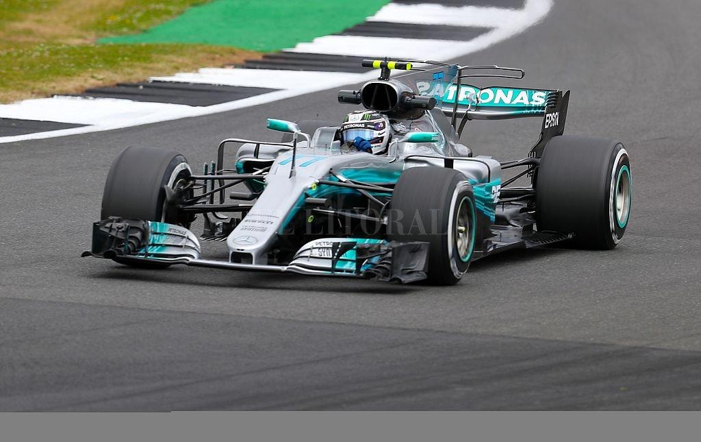 Sergio Pérez va por más puntos para el Gran Premio británico