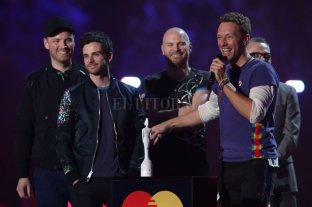 "Coldplay lanzó el EP ""Kaleidoscope"""