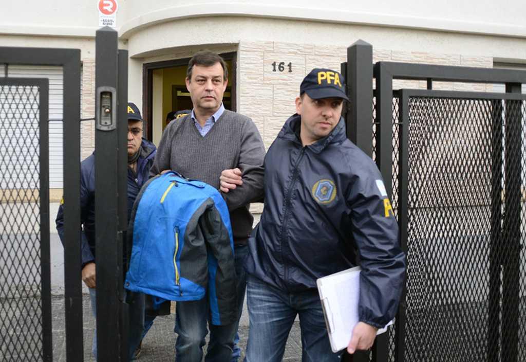 Por orden de Bonadio, detuvieron al contador de los Kirchner
