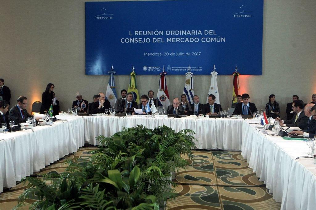 Reunión del Mercosur exigió el