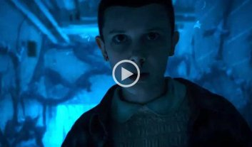 Video: impactante tráiler de la segunda temporada de Stranger Things