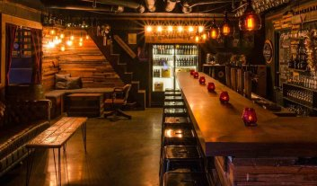 "¿Un bar ""speakeasy"" en Santa Fe?"