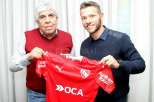 Domingo se suma a Independiente