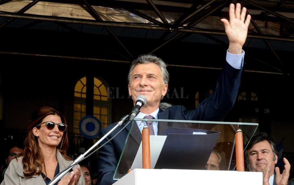 Mauricio Macri arremetió contra el kirchnerismo: