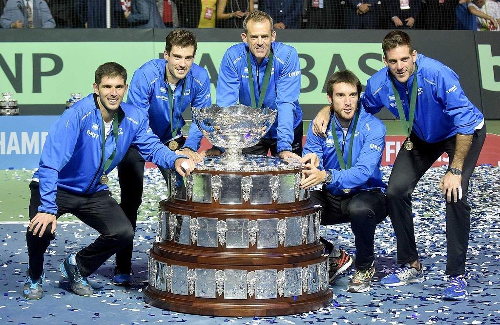 El torneo se seguirá jugando al mejor de cinco sets