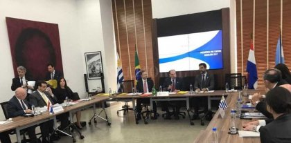 Suspenden a Venezuela del Mercosur