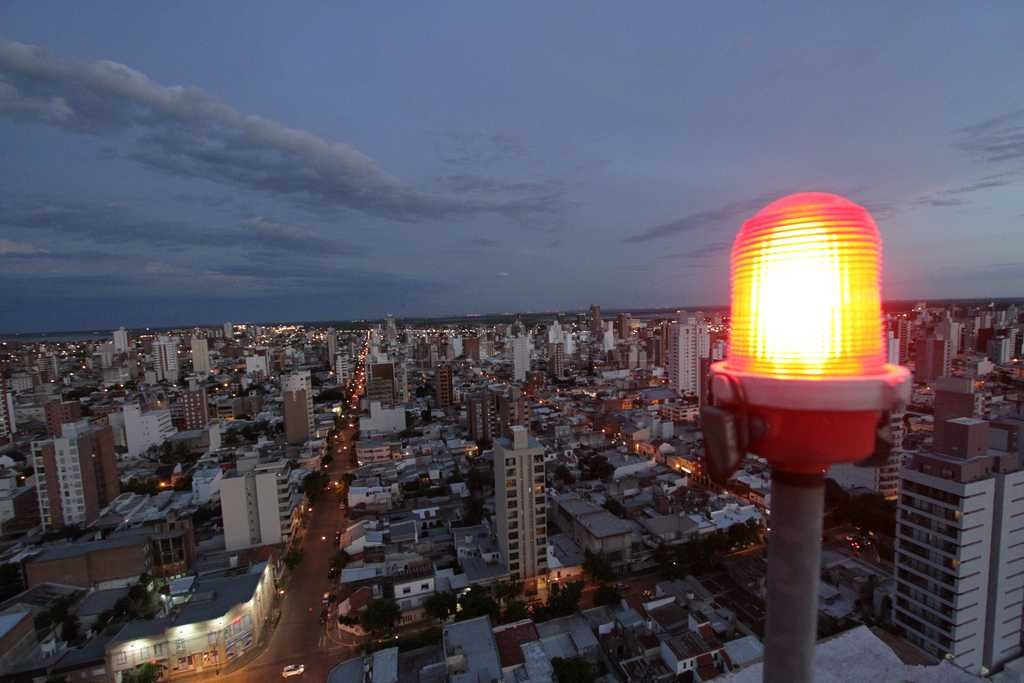 Alerta meteorológico por tormentas fuertes para Rosario y la región