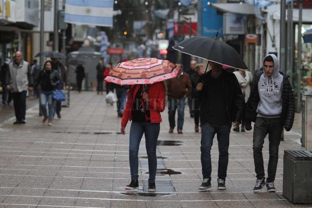 Jueves inestable, con probabilidad de lluvias