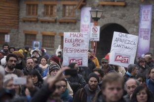 Marcharán a Plaza de Mayo para reclamar por la aparición de Santiago Maldonado