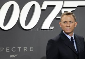 Daniel Craig confirma que volverá a ser James Bond
