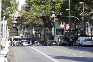 Confirman 13 muertos en el atentado de Barcelona
