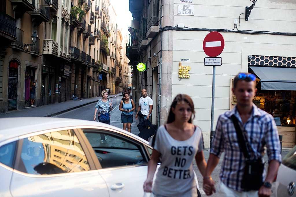 Macri habló con Rajoy y se solidarizó con el pueblo español