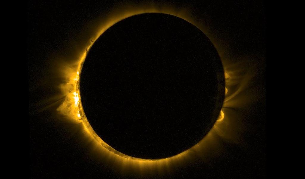Cómo será el eclipse solar del próximo lunes