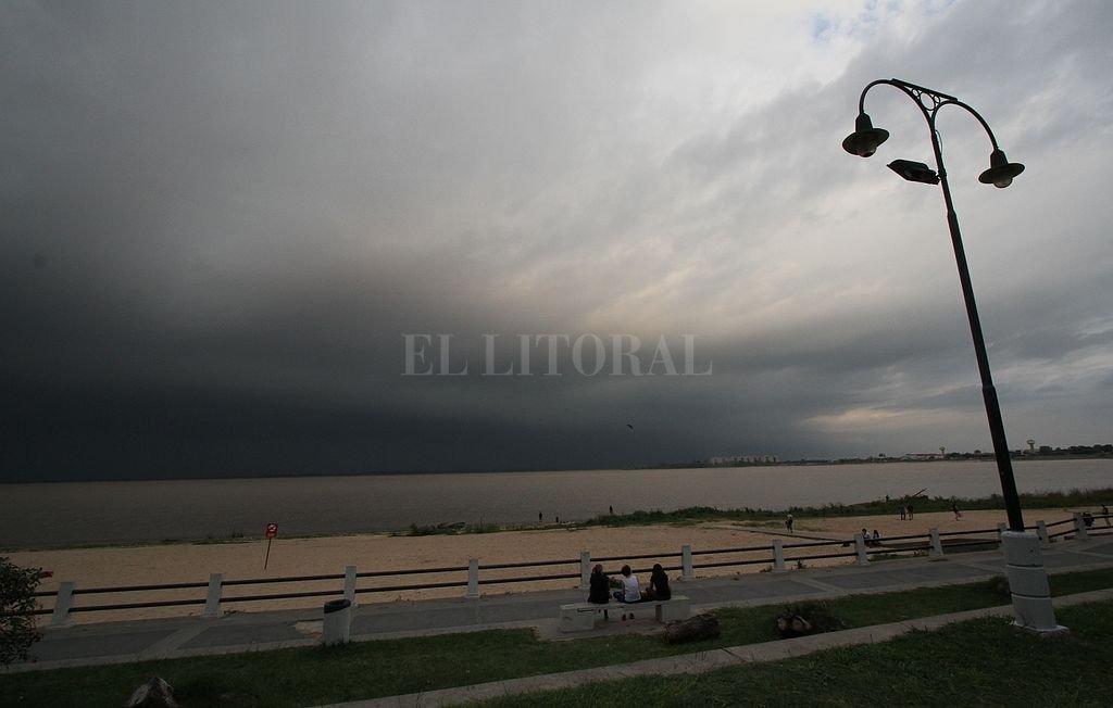 Se esperan tormentas muy fuertes en el occidente del país
