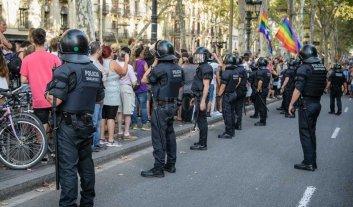 España mantiene su nivel de alerta antiterrorista tras atentados