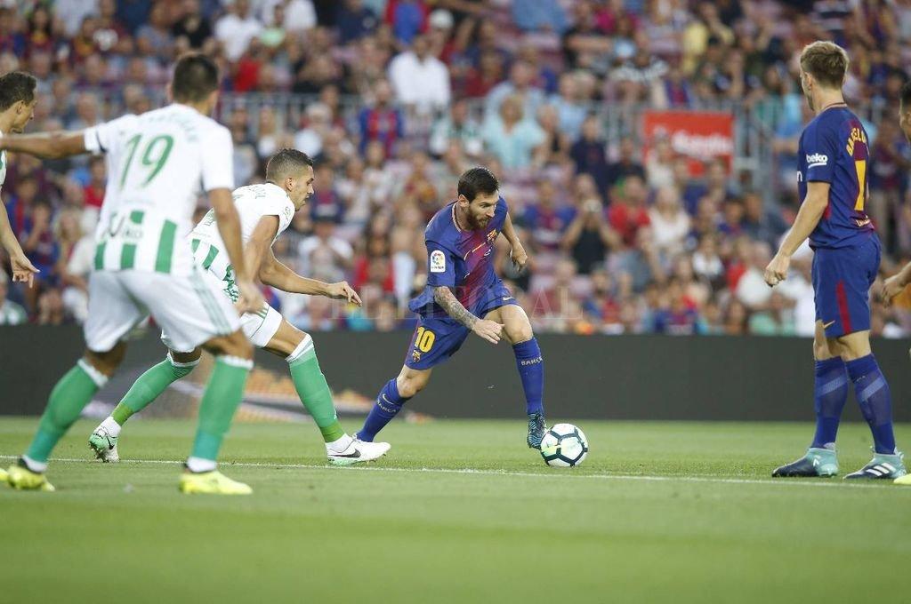 Crédito: Twitter: FC Barcelona