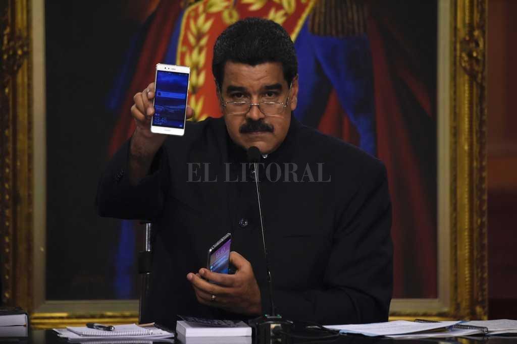 Venezuela: Maduro piensa que es víctima de Macri