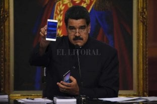"""Maduro desafió a Macri y lo tildó de """"cobarde"""""""