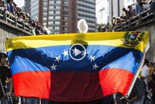 """Venezuela: """"Hay gente que durante días ha cenado el fruto de los árboles"""""""