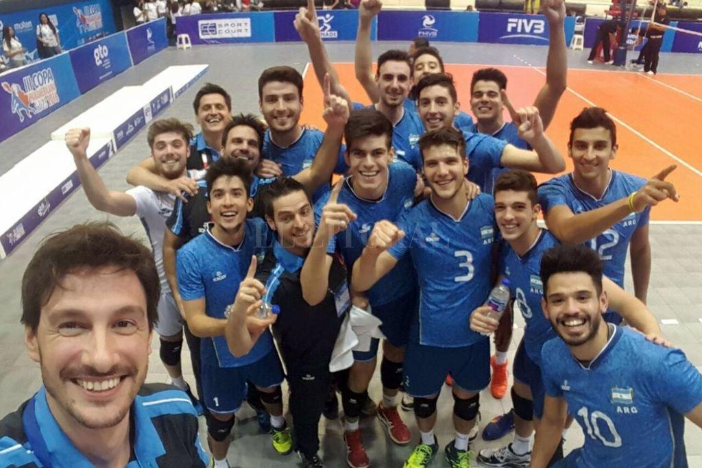Argentina perdió ante Rusia