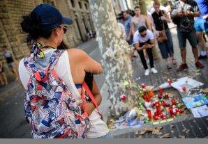 Falleció una de las mujeres heridas en el atentado en Barcelona