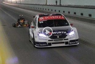 Video: los autos del Súper TC 2000 hicieron vibrar el túnel