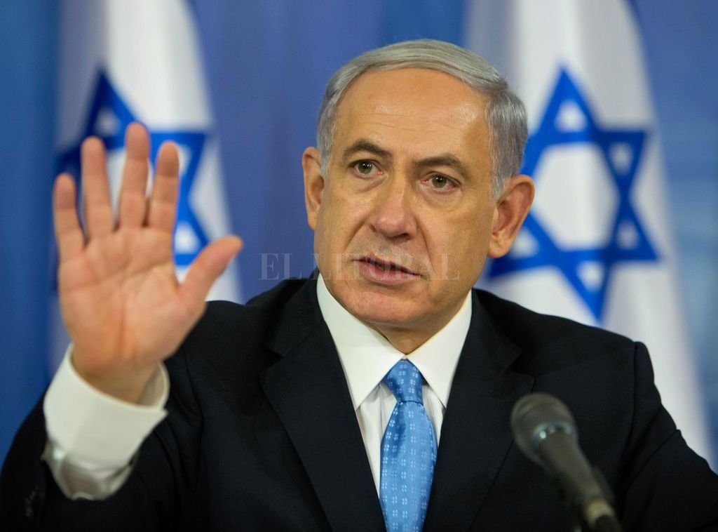 Benjamín Netanyahu declarado