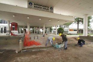 Proyectan que a mediados de octubre reabrirá el Aeropuerto de Sauce Viejo