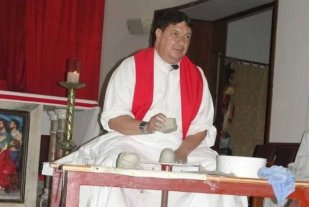 Condenaron al ex cura Escobar Gaviria a 11 años de prisión por abusos de menores