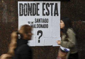 Ofrecen 2 millones de pesos por información de Santiago Maldonado