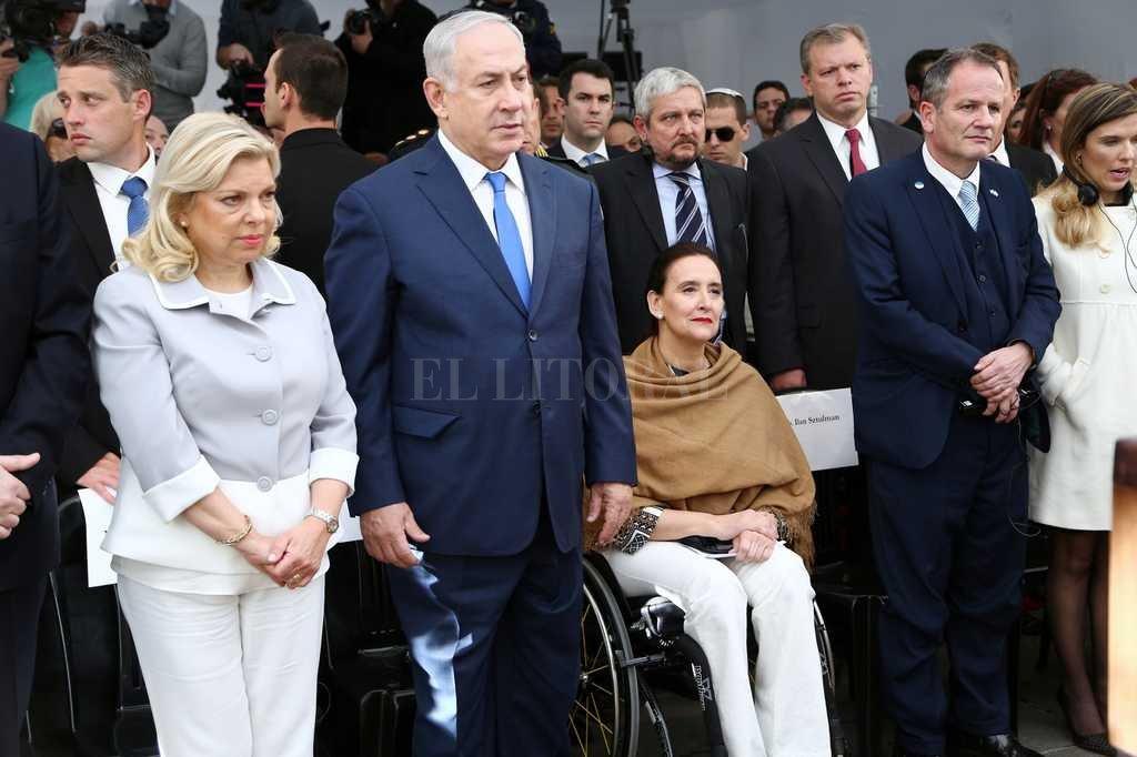 Benjamín Netanyahu de gira en Argentina