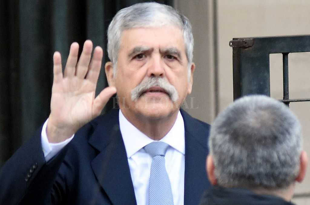 Abogados de exministro de Planificación argentino renuncian a seis días de juicio