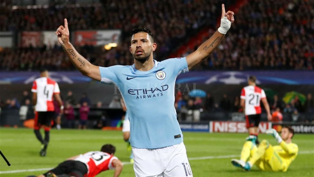 Manchester City vs. Feyenoord: en Holanda por Champions League
